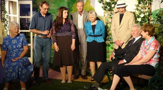 Green Arts Initiative Spotlight: Saughtonhall Drama Group