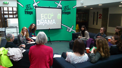 Edinburgh Green Tease Reflections: Discussions with Eco Drama