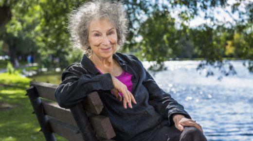 Wild Authors: Margaret Atwood