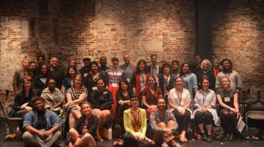 Art on a Damaged Planet: The Theatre in the Age of Climate Change Convening