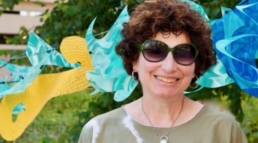 An Interview with Artist and Writer Susan Hoffman Fishman