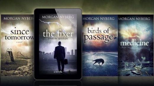 Wild Authors: Morgan Nyberg