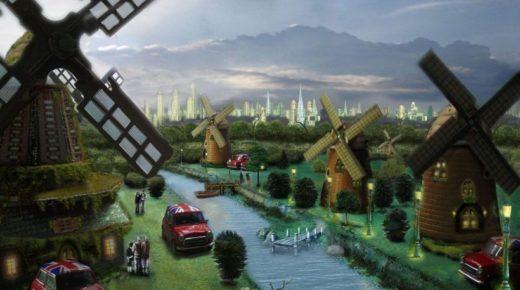 The Literary Method of Urban Design
