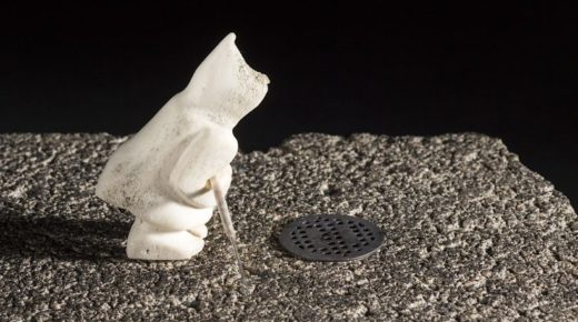 Inuit Artists on their Changing Relationship with the Land and Sea