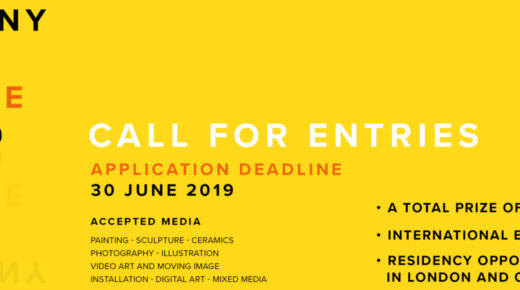 Opportunity: The Sunny Art Prize 2019 – International Art Competition