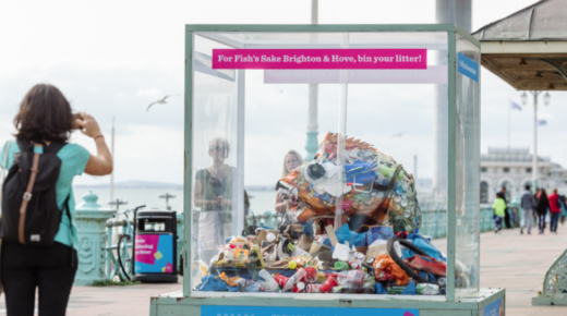 Opportunity: Commission to create recycling themed art installation