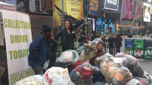Environmentalism Behind the Scenes on Broadway and Beyond