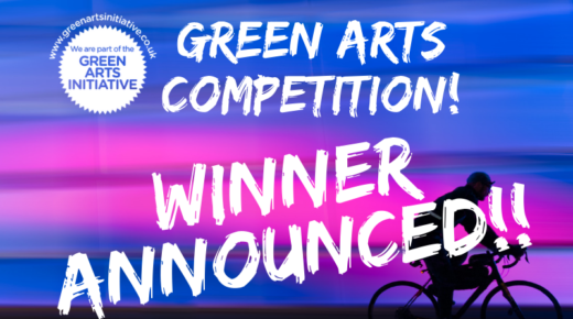 Green Arts Competition: Winner Announced!