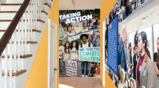 The Climate Museum: Taking Action