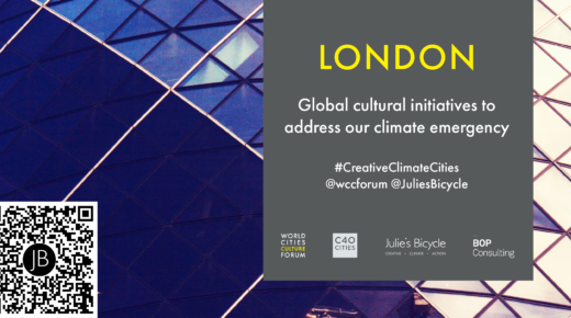 Creative Climate Cities Profiles