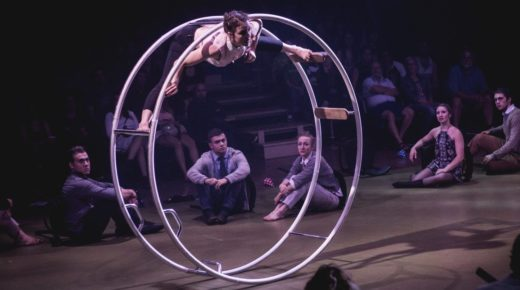 Eliana Dunlap Explores the High Stakes of Climate Change Through Circus Arts