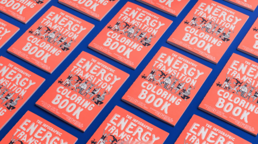 Energy Transition Coloring Book