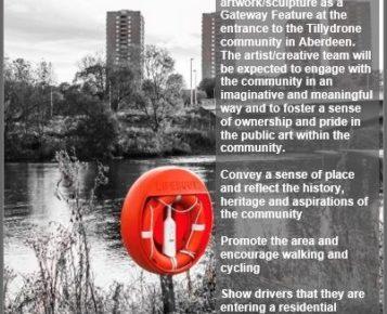 Opportunity: Public Art Commission for Tillydrone Gateway, Aberdeen