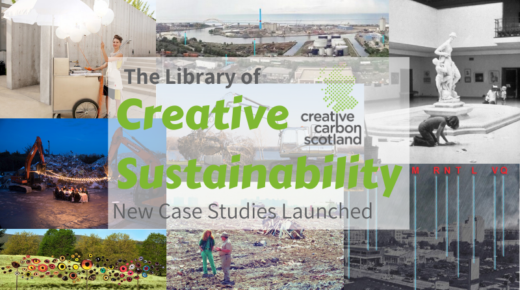 Library of Creative Sustainability: New USA-based Case Studies