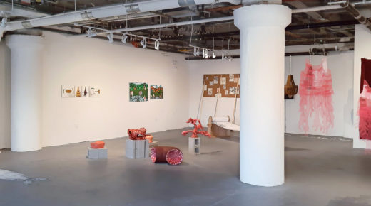 Application is open for the 2020 Chashama North, ChaNorth Artist in Residence Program