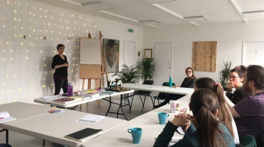 Ecoscenography workshop for designer/director/production manager