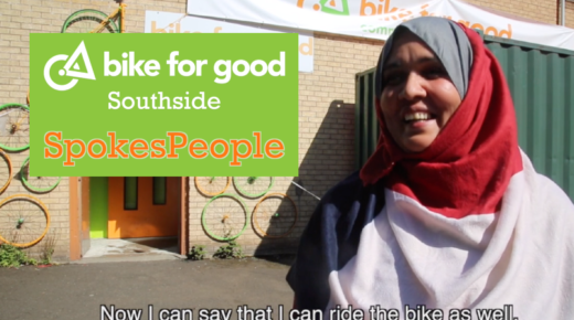 New films from VeloCommunities embedded artist project released!