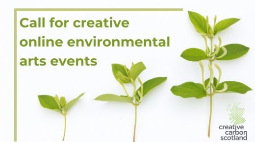 Opportunity: Call for environmentalists, artists, campaigners, and creatives