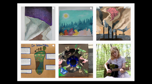 Climate Storytelling Collaborative Practices: an Artful Process and Adaptation