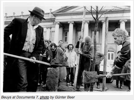 Beuys at Kassel